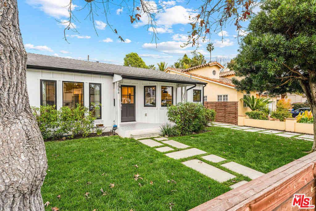 2554 Tilden Avenue, Los Angeles, CA, 90064,