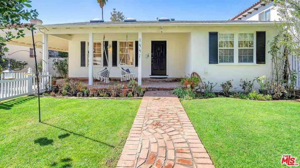 1447 S Doheny Drive, Los Angeles, CA, 90035,