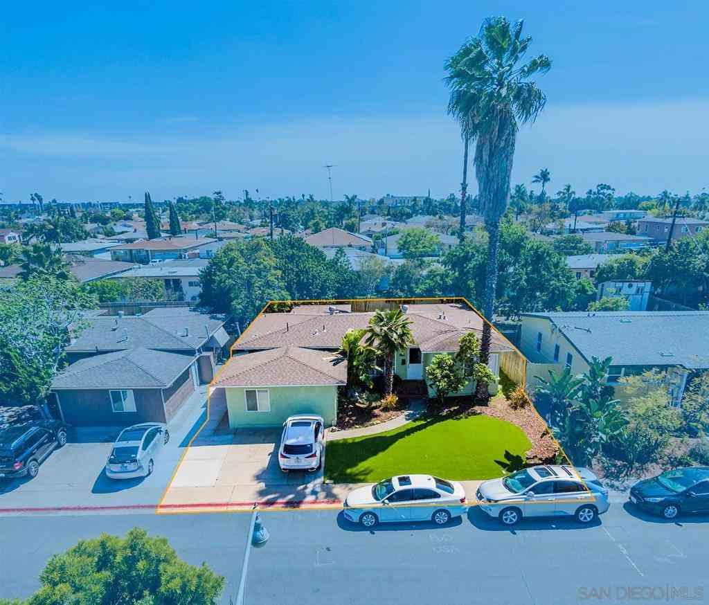 6233 Mary Lane Dr, San Diego, CA, 92115,