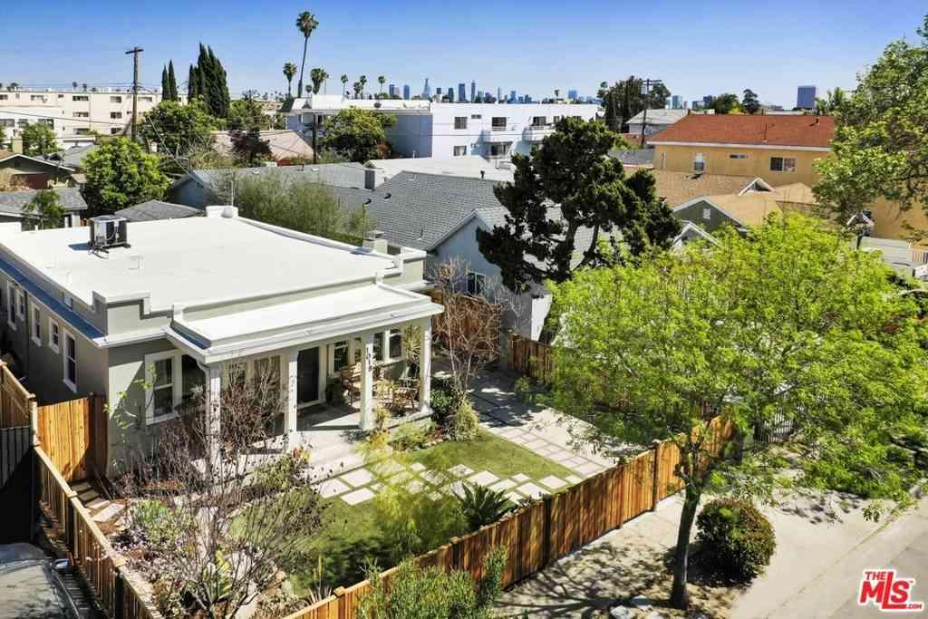 1018 N Ridgewood Place, Los Angeles, CA, 90038,