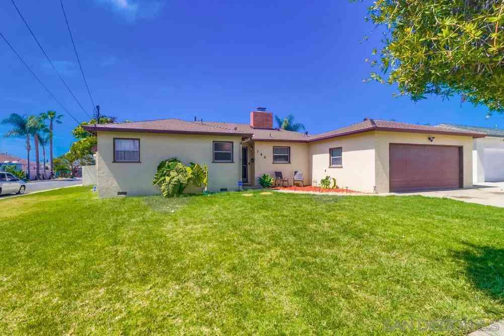 744 Brightwood Ave, Chula Vista, CA, 91910,