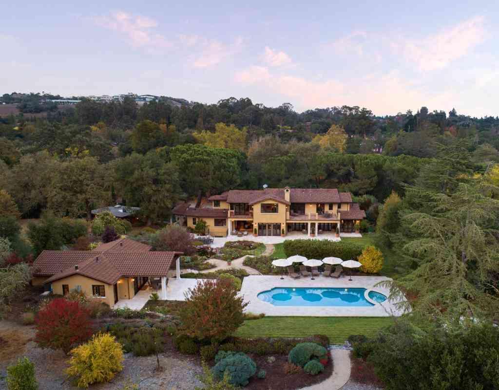 166 Olive Hill Lane, Woodside, CA, 94062,