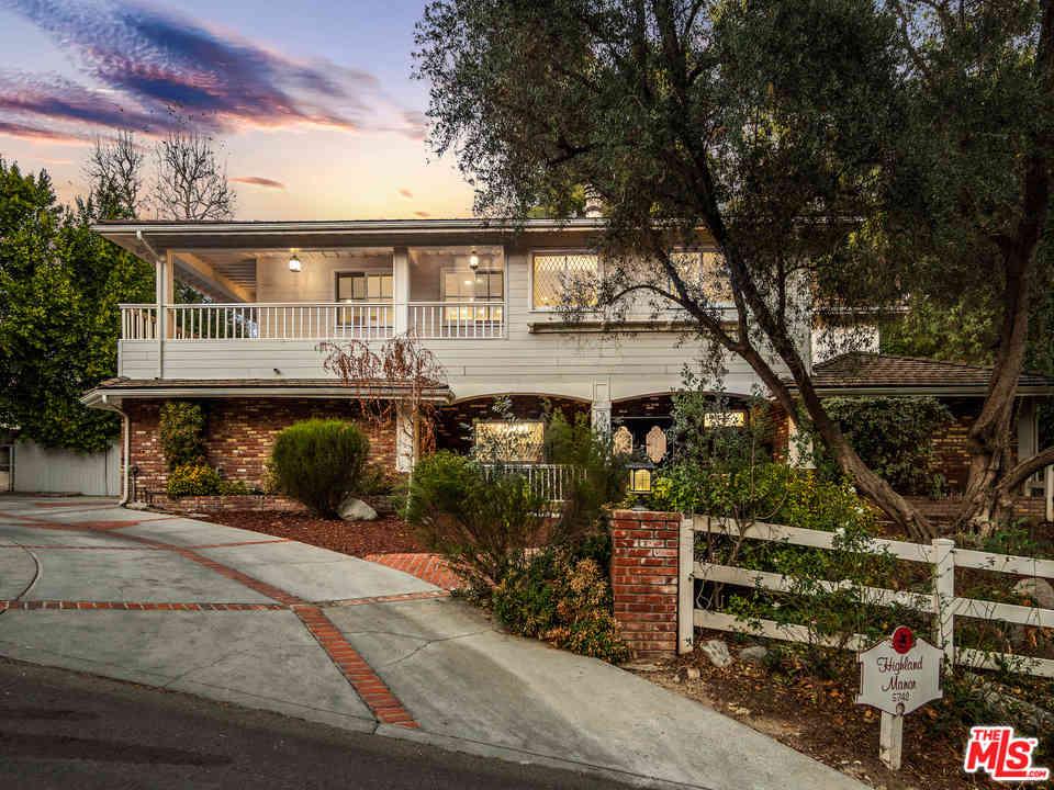 5742 Hilltop Road, Hidden Hills, CA, 91302,