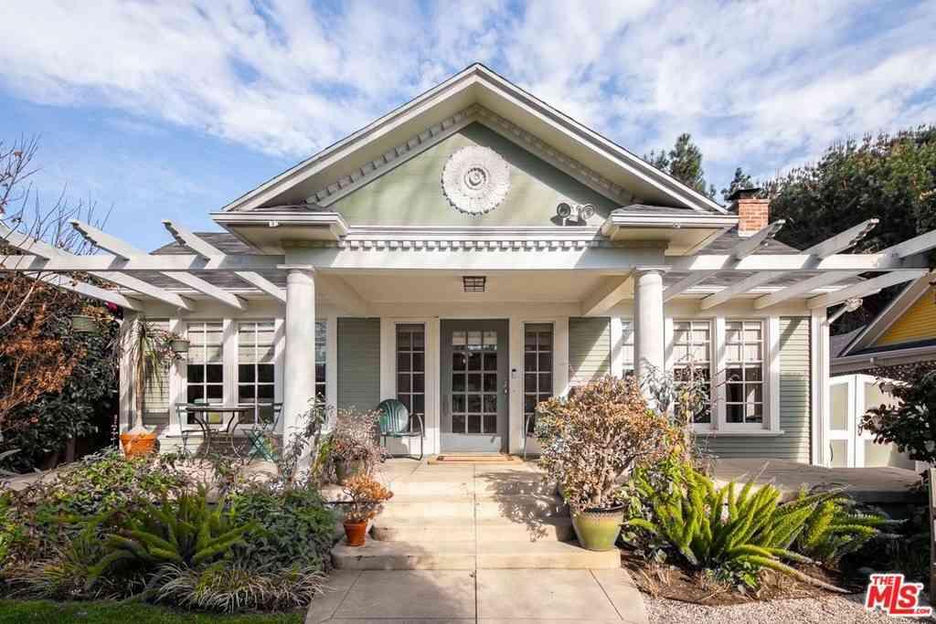 1424 N Ogden Drive, Los Angeles, CA, 90046,