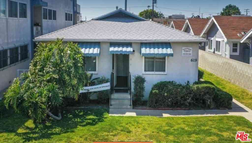 619 S Grevillea Avenue, Inglewood, CA, 90301,