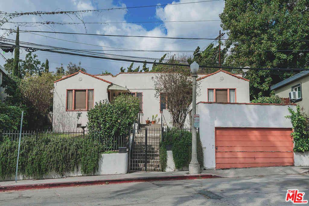 1707 W Silver Lake Drive, Los Angeles, CA, 90026,