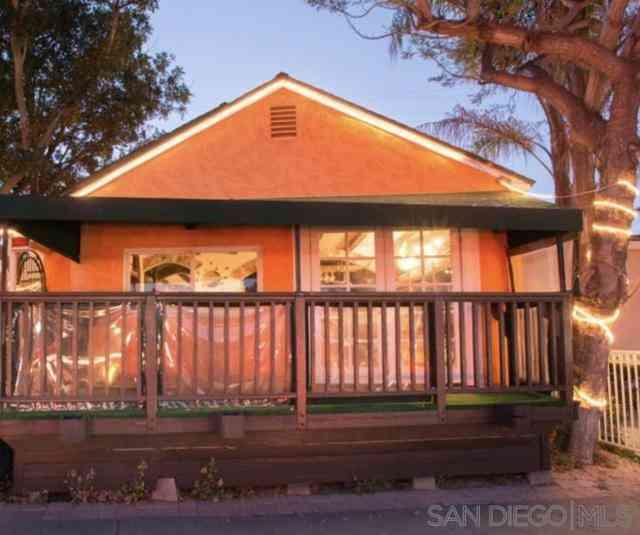 1940 Balboa Avenue, San Diego, CA, 92109,
