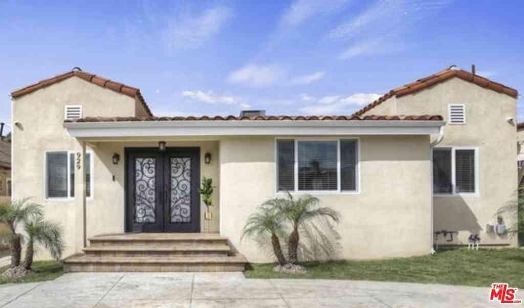 929 N Kenmore Avenue, Los Angeles, CA, 90029,