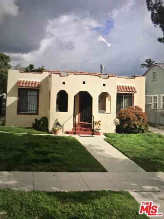 1809 W 39Th pl Place, Los Angeles, CA, 90062,