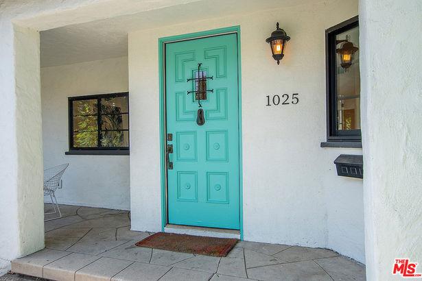 1025 S Sierra Bonita Avenue