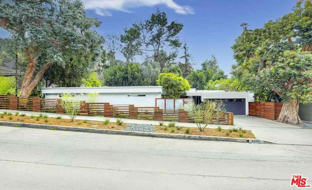 4240 Dundee Drive, Los Angeles, CA, 90027,