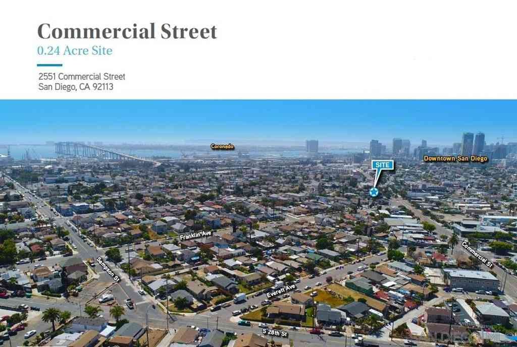 2551 Commercial St., San Diego, CA, 92113,