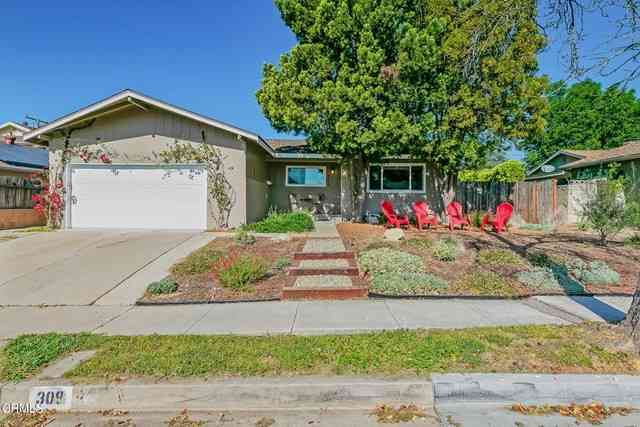 309 South Carrillo Road, Ojai, CA, 93023,