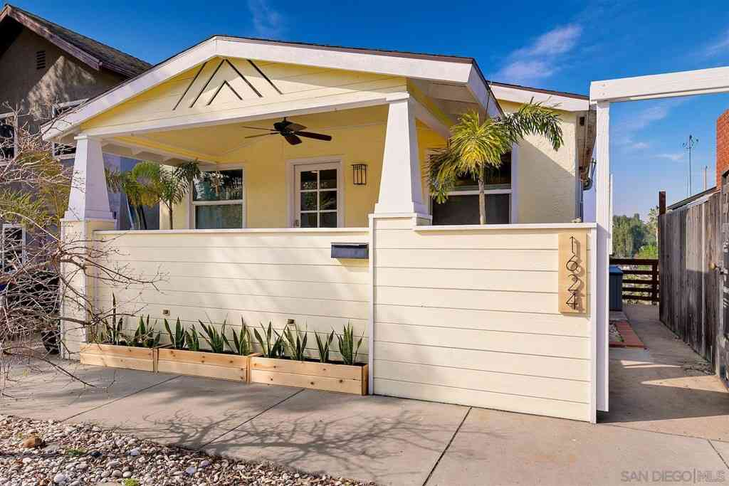 1624 Edgemont St, San Diego, CA, 92102,