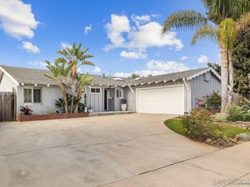 4541 Mount Lindsey, San Diego, CA, 92117,
