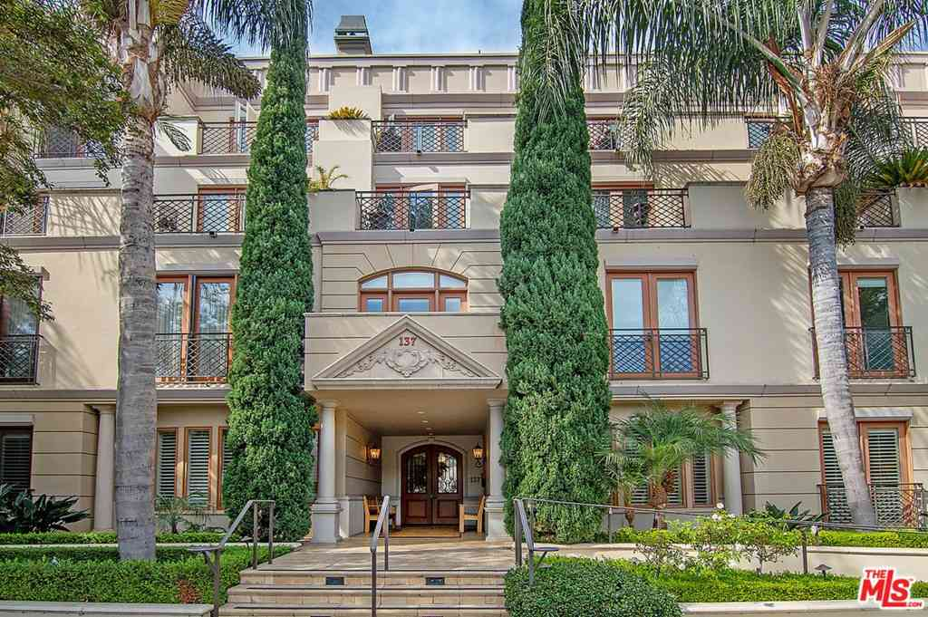 137 S Spalding Drive #104, Beverly Hills, CA, 90212,