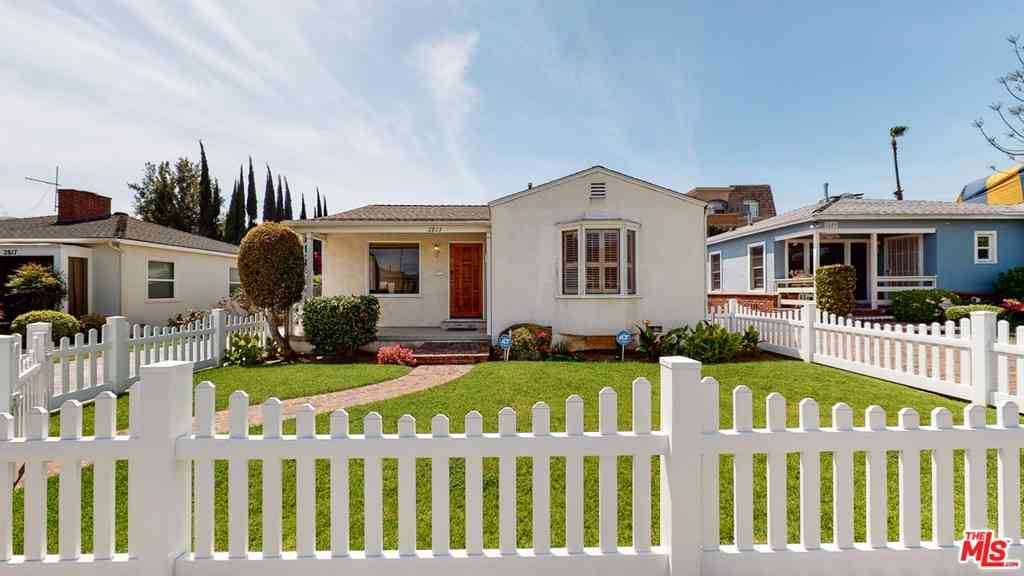 2813 S Bentley Avenue, Los Angeles, CA, 90064,