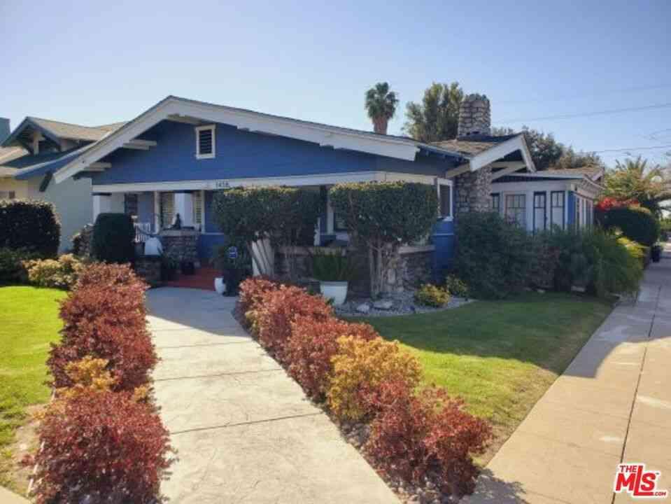 1458 W 48Th Street, Los Angeles, CA, 90062,