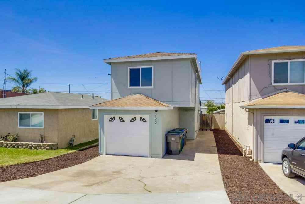 722 Paraiso Ave, Spring Valley, CA, 91977,