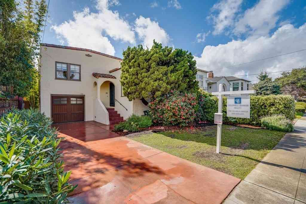 814 Delaware Street, San Mateo, CA, 94402,