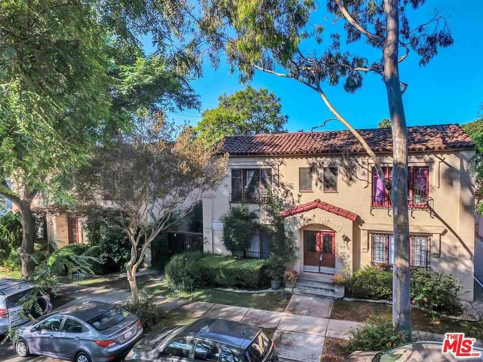 1109 Vista, West Hollywood, CA, 90046,