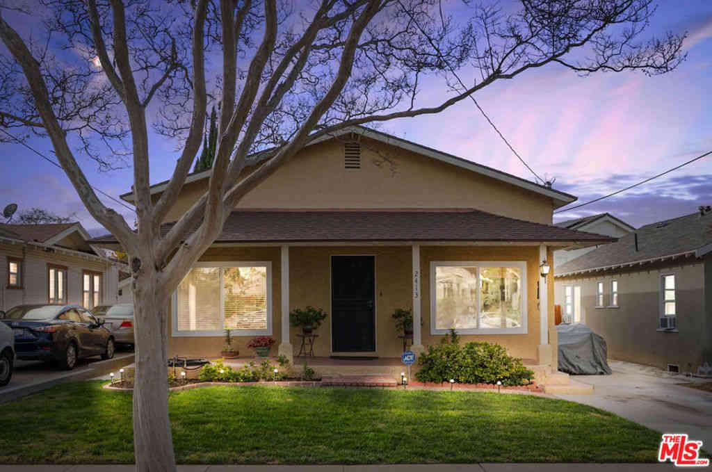 2413 Florentina Avenue, Alhambra, CA, 91803,