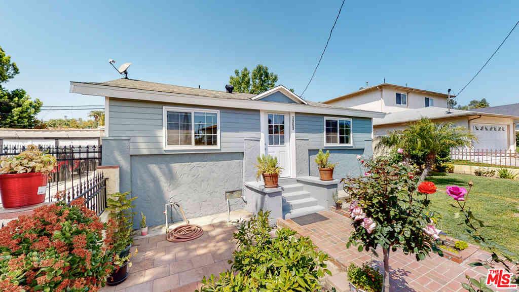 3969 Van Horne Avenue, Los Angeles, CA, 90032,