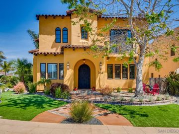 3046 James Street, San Diego, CA, 92106,