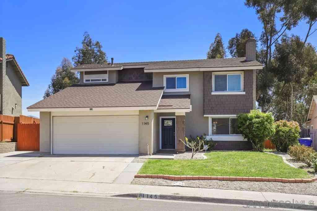 1145 Larwood Rd, San Diego, CA, 92114,