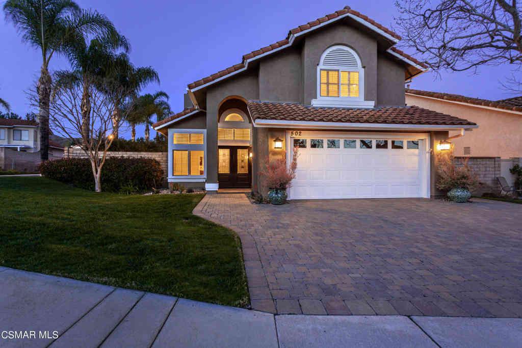 502 Pesaro Street, Oak Park, CA, 91377,