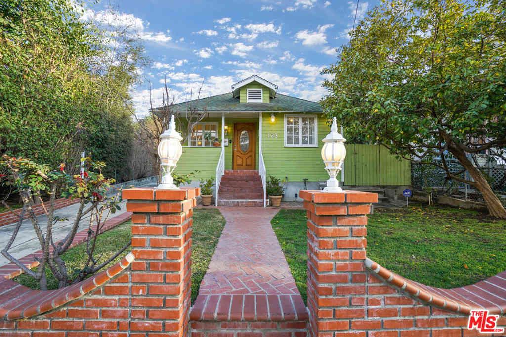 123 Monterey Road, South Pasadena, CA, 91030,