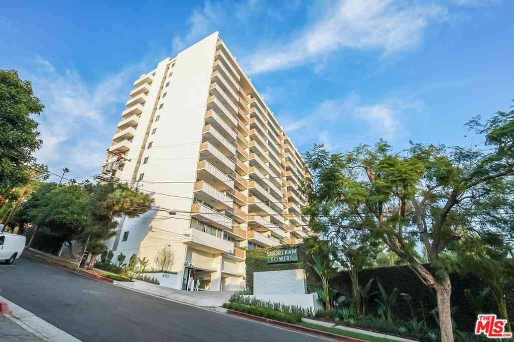 8787 Shoreham Drive #808, West Hollywood, CA, 90069,