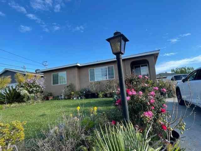 6849 Rosefield Drive, La Mesa, CA, 91942,
