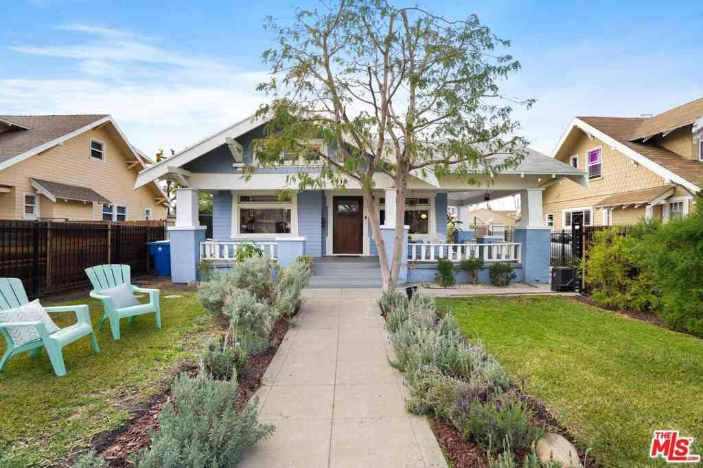 4819 Arlington Avenue, Los Angeles, CA, 90043,
