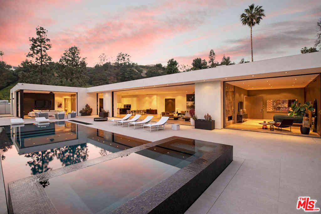1220 Loma Vista Drive, Beverly Hills, CA, 90210,