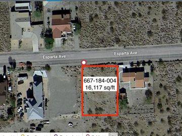 Esparta. Ave, Desert Hot Springs, CA, 92241,