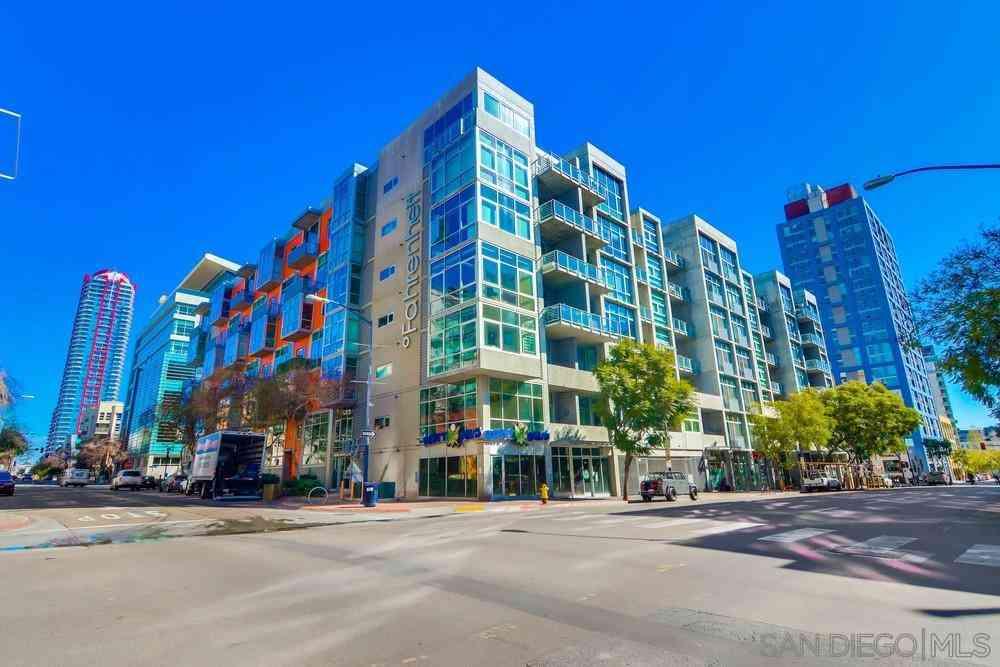 1025 Island Avenue #203, San Diego, CA, 92101,