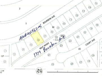 1379 Bourbon Avenue, Salton City, CA, 92275,