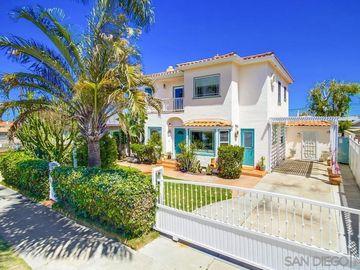 4684 Saratoga, Ocean Beach San Diego, CA, 92107,