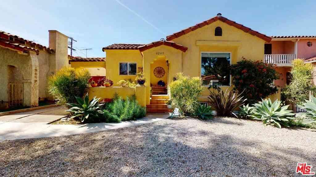 4249 S Norton Avenue, Los Angeles, CA, 90008,
