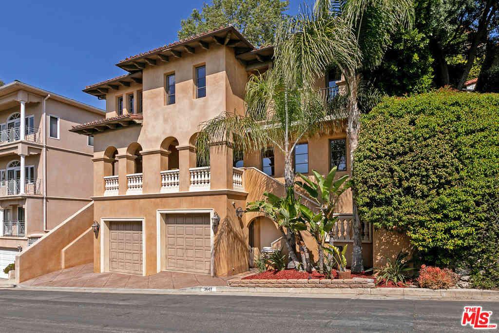3641 Holboro Drive, Los Angeles, CA, 90027,