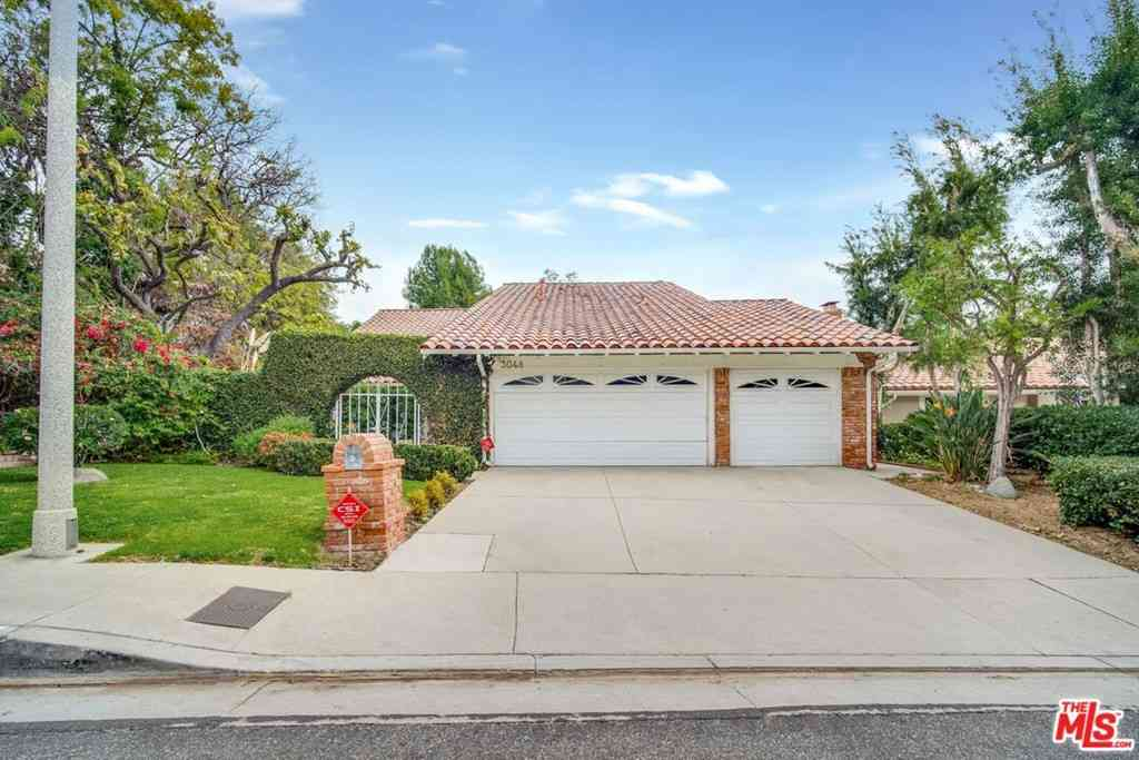 3048 Nicada Drive, Los Angeles, CA, 90077,