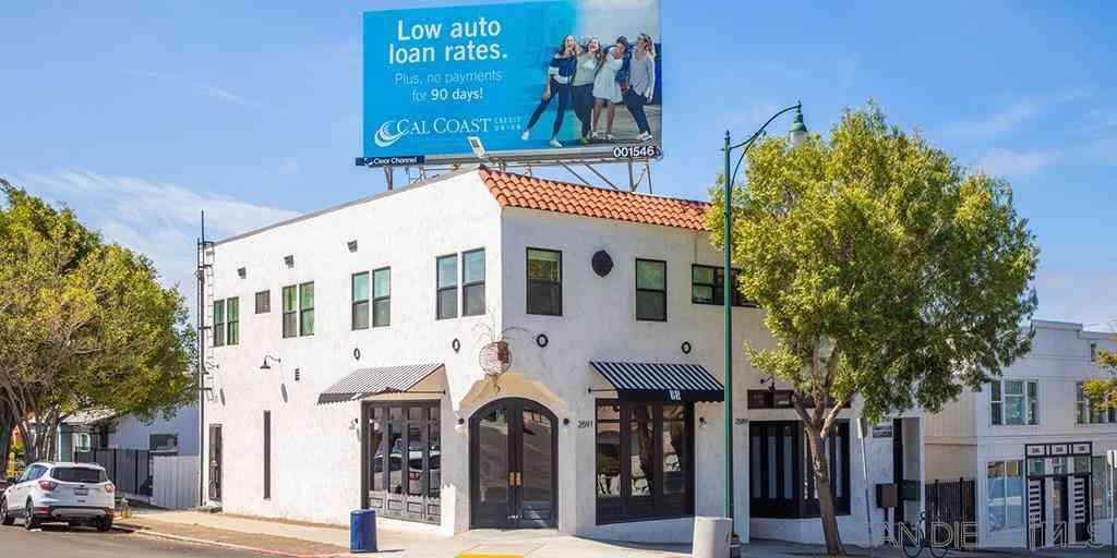 2587 University Avenue, San Diego, CA, 92104,