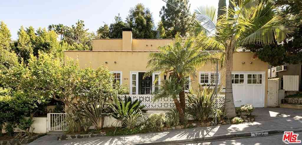 5874 Canyon, Los Angeles, CA, 90068,