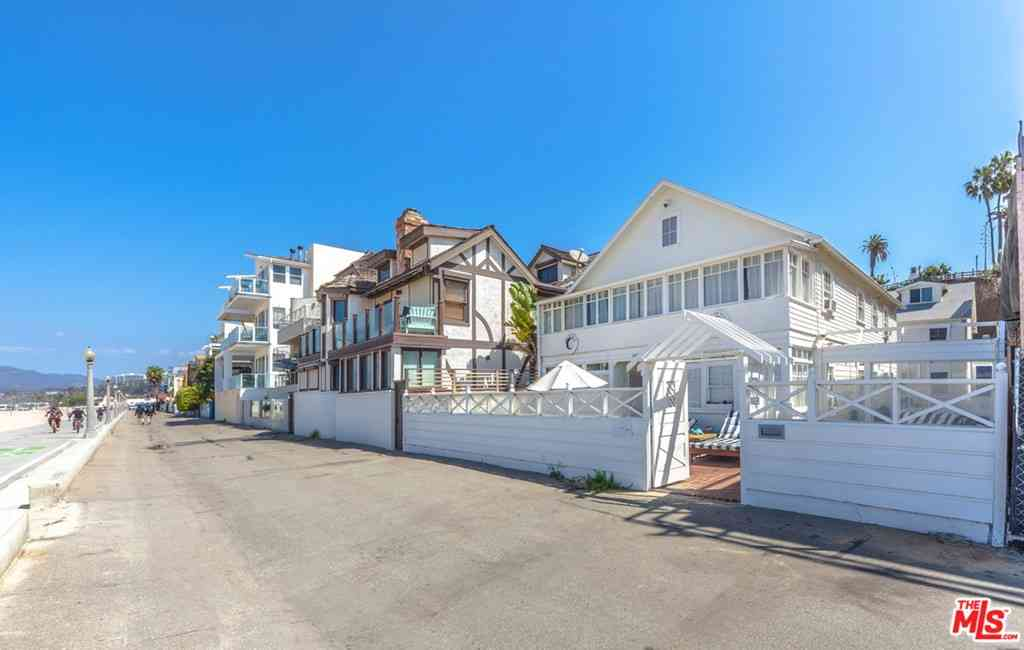1401 Palisades Beach Road, Santa Monica, CA, 90401,
