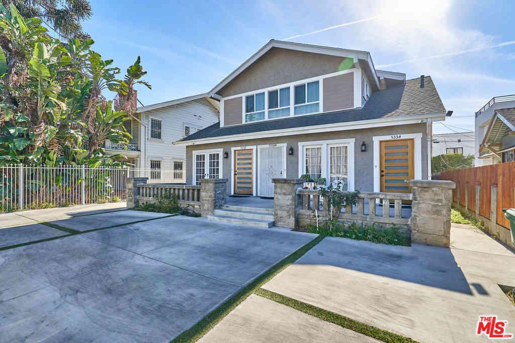 5332 Lemon Grove Avenue, Los Angeles, CA, 90038,