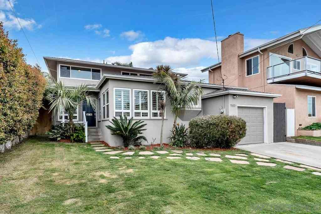1553 Everview Rd, San Diego, CA, 92110,