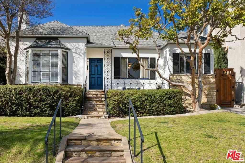 4747 Ambrose Avenue, Los Angeles, CA, 90027,