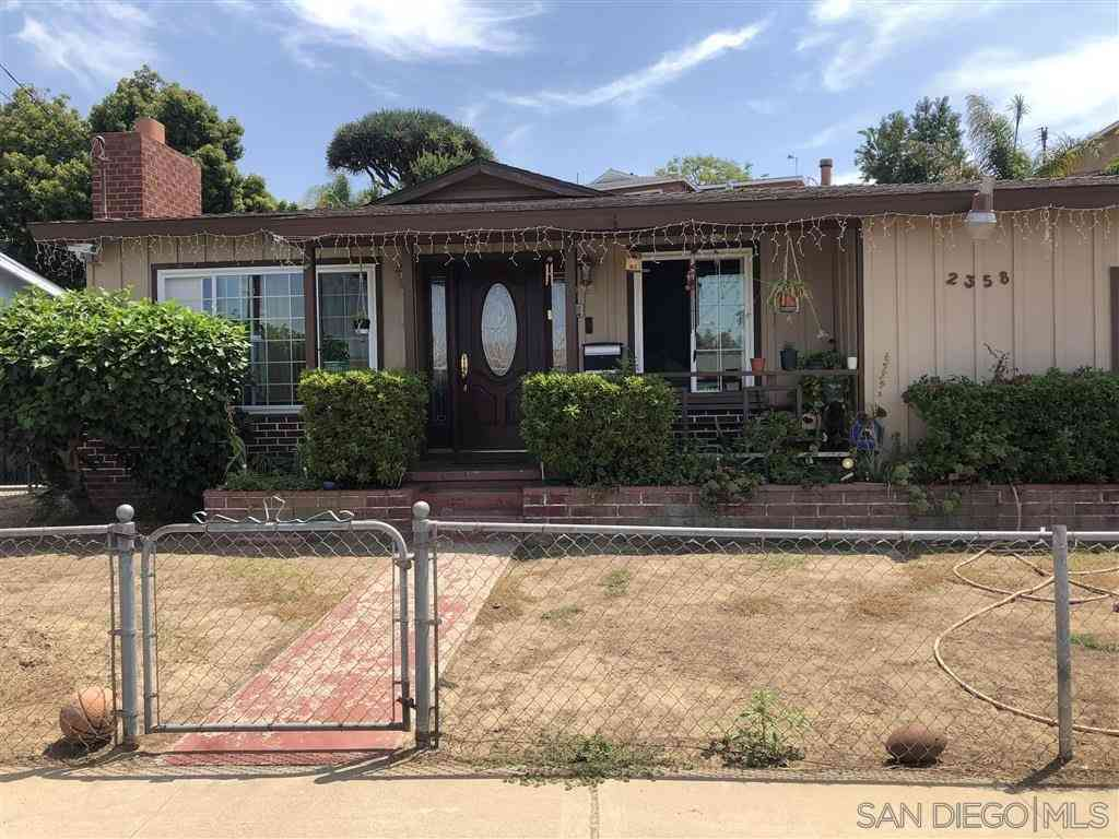 2358 Calle Tortuosa, San Diego, CA, 92139,