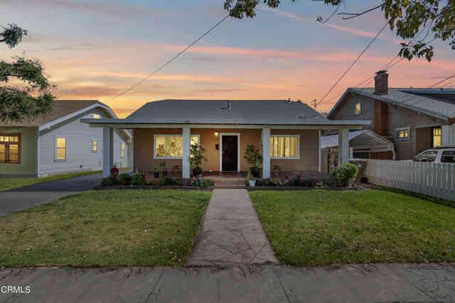 312 East Santa Paula Street, Santa Paula, CA, 93060,